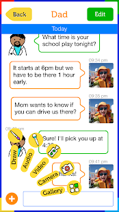 Tocomail - Email for Kids- screenshot thumbnail