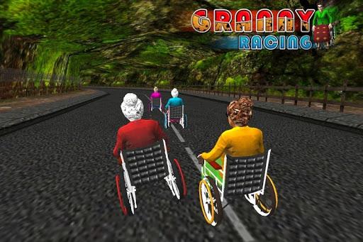 Granny Racing ( 3D Fun Game)  screenshots EasyGameCheats.pro 4