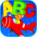 ABC Flash Cards For Kids FREE icon