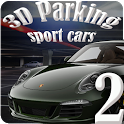 3D Parking Sport Cars 2 Sim icon