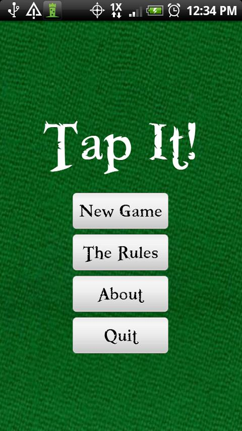 Tap It! - screenshot