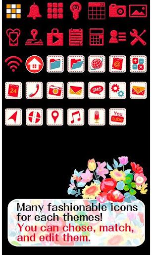Flowers Theme-Summer Sweet- 1.0 Windows u7528 4