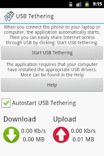 玩免費通訊APP|下載USB Tethering app不用錢|硬是要APP