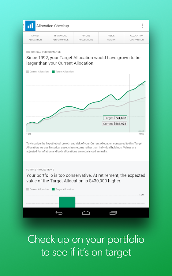 Personal Capital Finance- screenshot