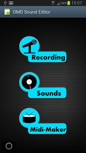 OMD Sound Editor Pro