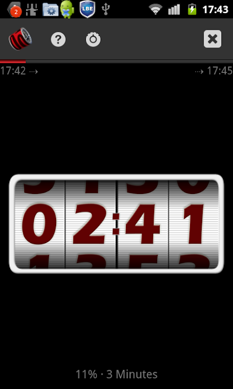 Download Large Countdown Timer APK latest version 5 492 for