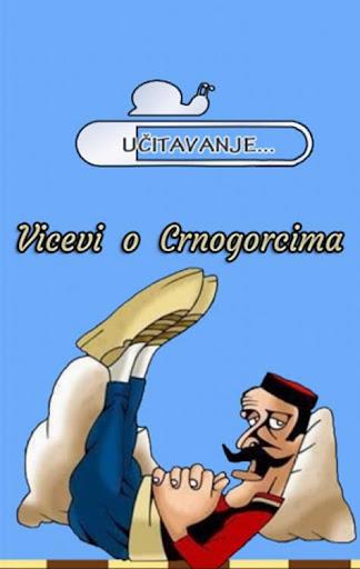 Vicevi o Crnogorcima