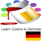 Learn Colors in German icon