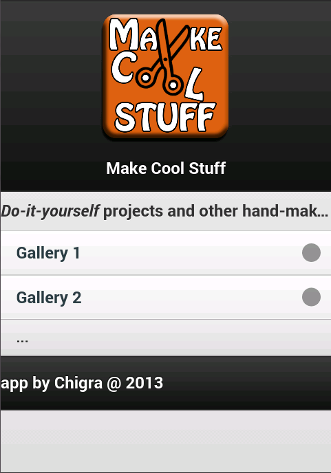 Make Cool Stuff - Android Apps on Google Play