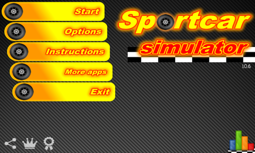 Sport Car Simulator full