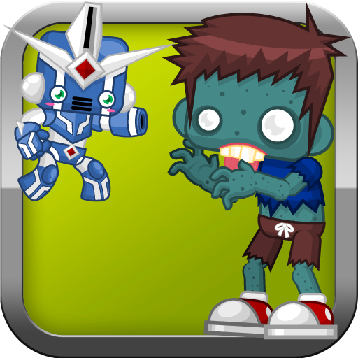 Robot Zombie 街機 App LOGO-APP開箱王
