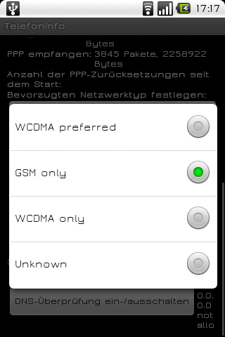 Network - screenshot
