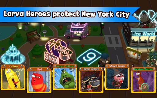 Larva Heroes: Lavengers  screenshots 2