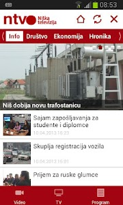 Niška televizija screenshot 0