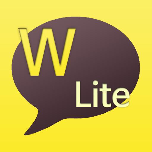 Kakaotalk widget (Lite) LOGO-APP點子