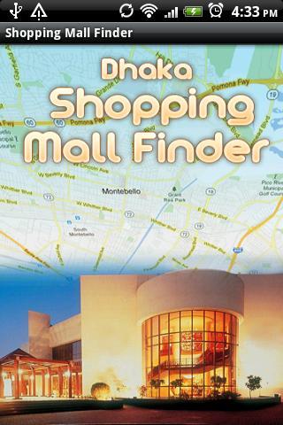 Dhaka Shopping Mall Finder