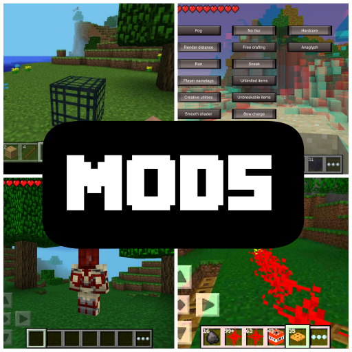 mods for minecraft pe android