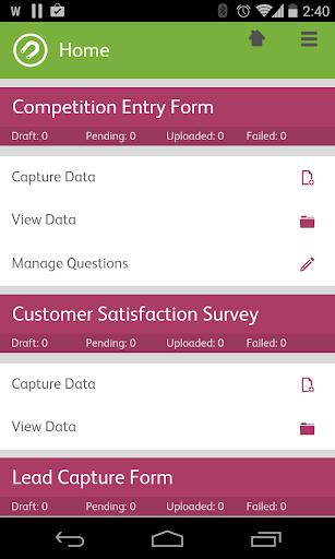 MSP Data Capture