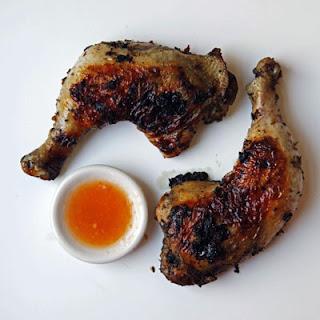Jerk Chicken.