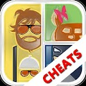 Icomania Cheats Answers Guide logo