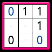 Binary Puzzle / Takuzu