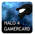 Halo 4 Gamer Card (unofficial) icon
