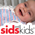 SIDS and Kids Safe Sleeping icon