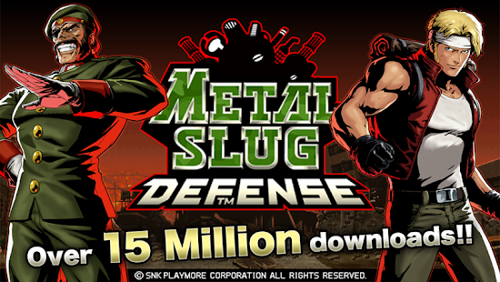 METAL SLUG DEFENSE Screenshot 19