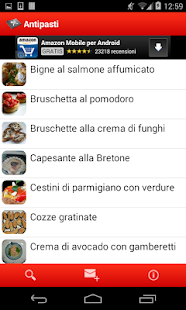 Mom's Italian Recipes - screenshot thumbnail