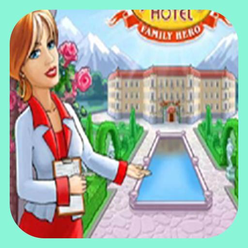 酒店管理游戏 LOGO-APP點子