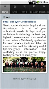 Segal and Iyer Orthodontics - screenshot thumbnail
