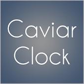 Caviar Clock (UCCW)