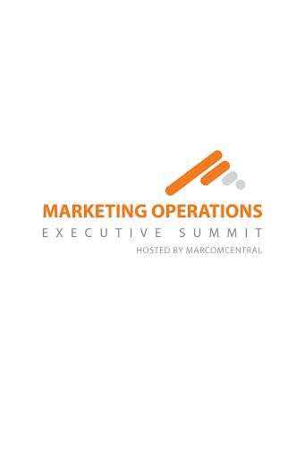 Marketing Operations Summit