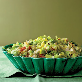 Shredded Brussels Sprouts with Pancetta.