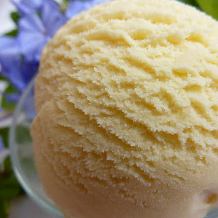 Coconut, Mango, and Ginger Ice Cream Recipe