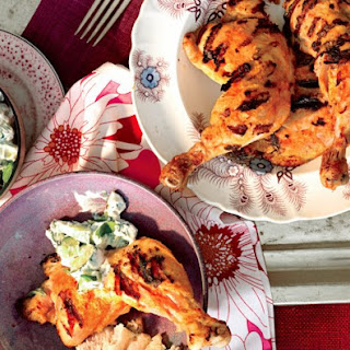 Grilled Tandoori Chicken.