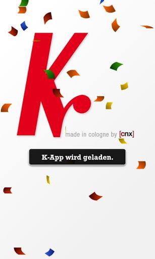 Karneval in Köln - die K-App
