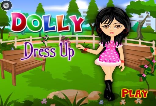 多莉女孩遊戲