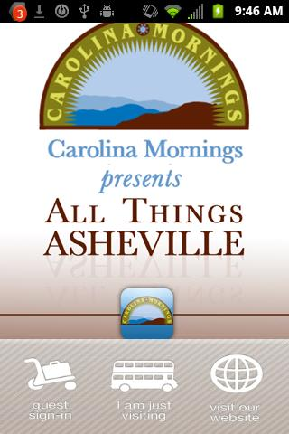 All Things Asheville