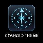 Cyanoid CM11/CM10/AOKP theme