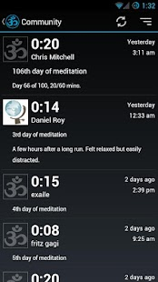 Meditation Assistant - screenshot thumbnail