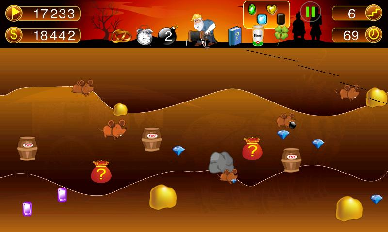 Gold Miner 2 - screenshot