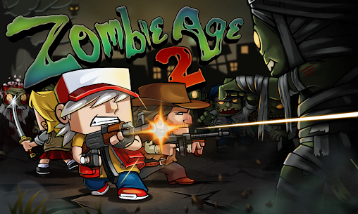 Zombie Age 2 Survival Rules MOD (Unlimited Money/Ammo) 8