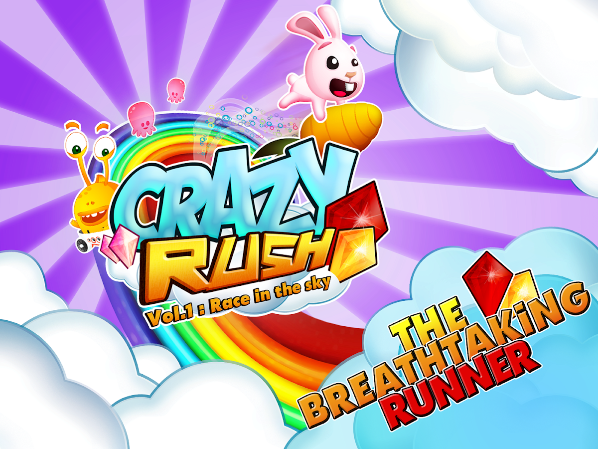 CrazyRush Volume 1- screenshot