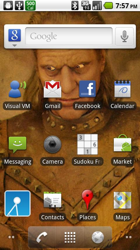Live Wallpaper - Vigo - screenshot