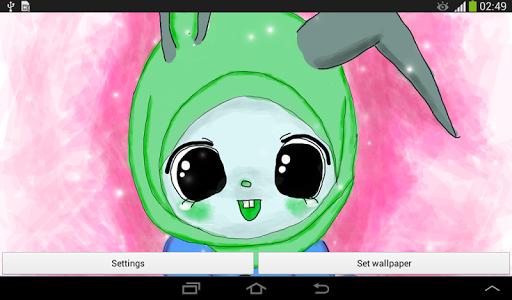 兔子动态壁纸 個人化 App-愛順發玩APP
