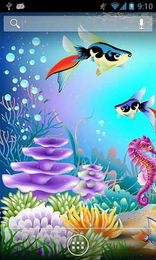 Under Water Horse