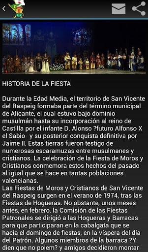 【免費社交App】Moros Y Cristianos S.Vicente-APP點子