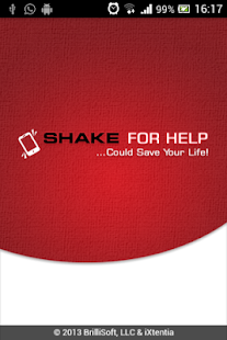 Shake for Help – Stop Bullying - screenshot thumbnail