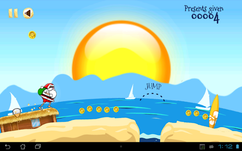 Run Santa Run - Vacations - screenshot thumbnail